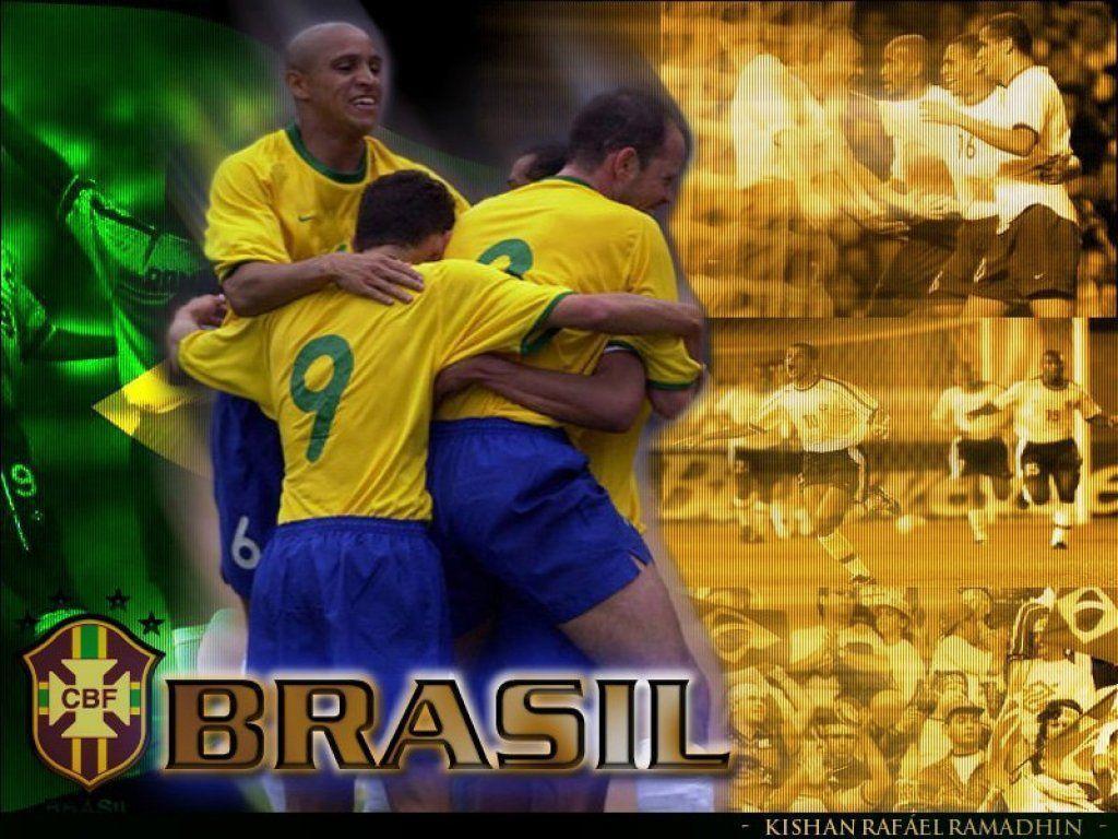 Brazil Soccer Wallpaper Fever 1024x768px Football Picture