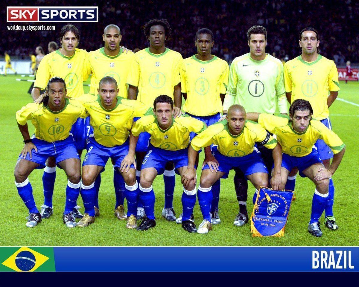Brazil National Team – Soccer Wallpaper (421063) – Fanpop