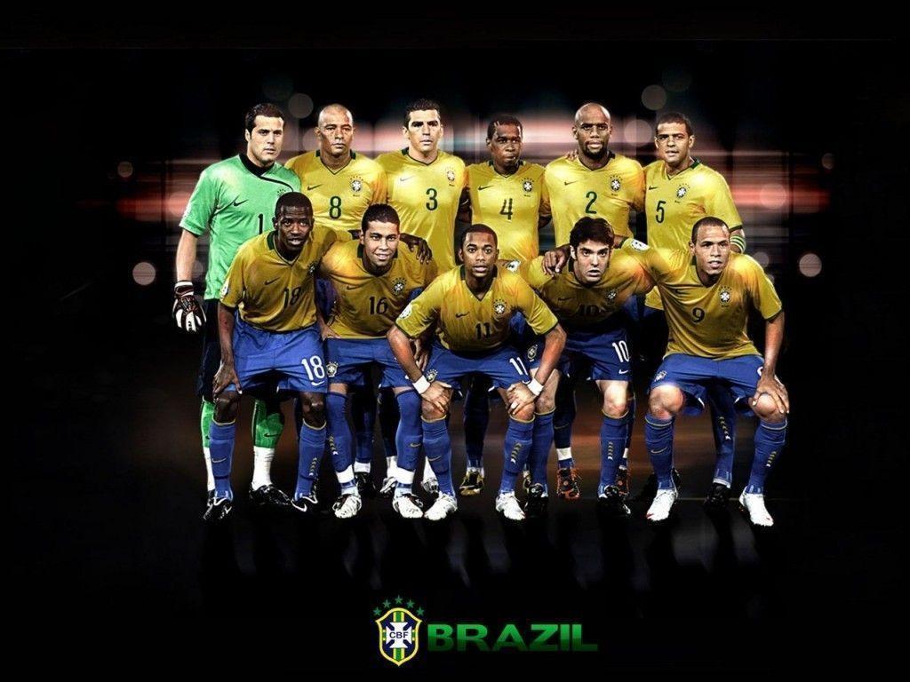 Brazil National Football Team Brazil Soccer 1024×768 – Football …
