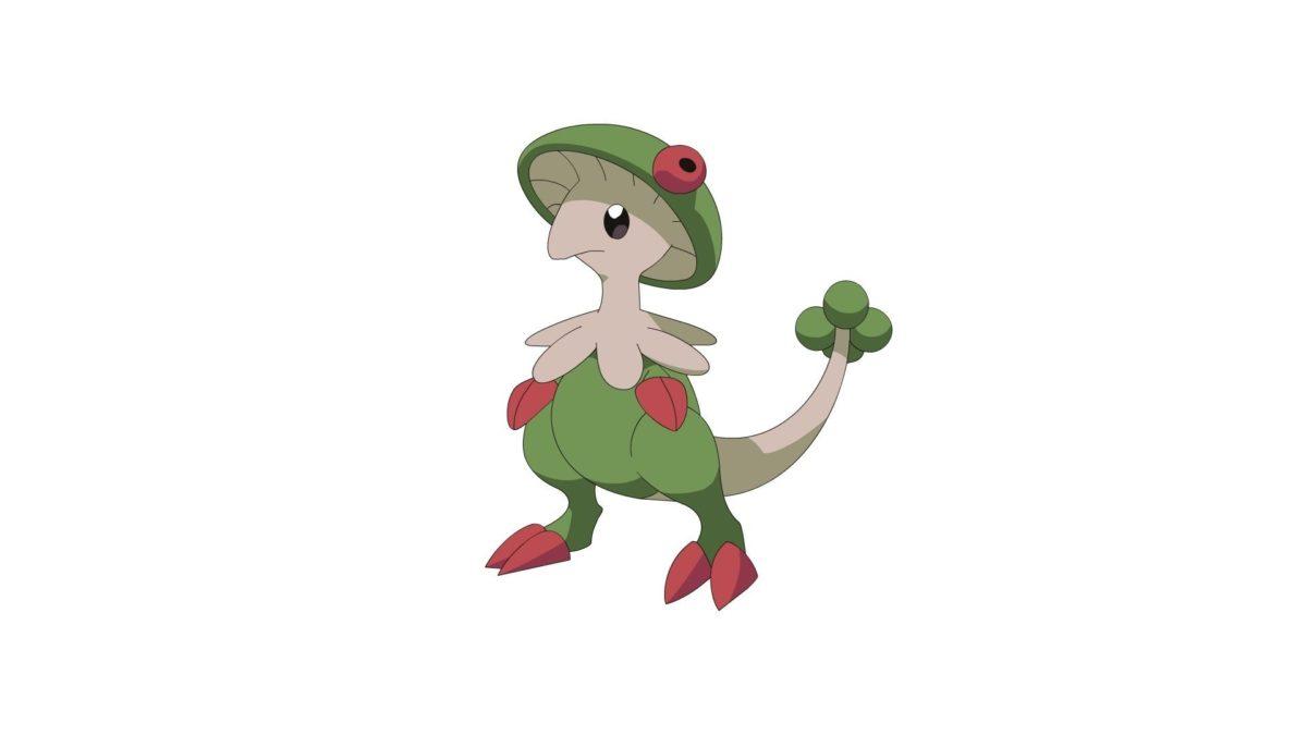 Breloom Pokemon – WallDevil