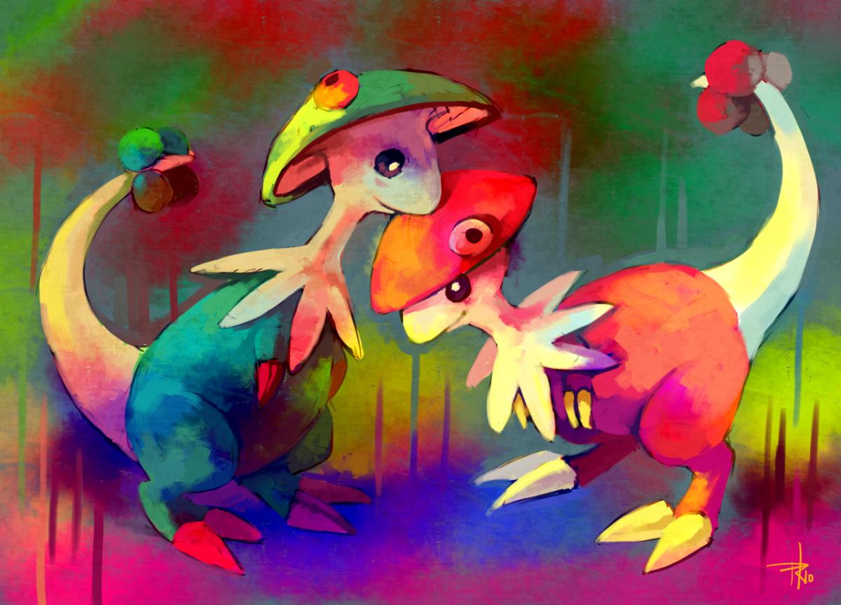 Breloom | Pokemon | Pinterest | Pokémon, Anime and Pokemon games