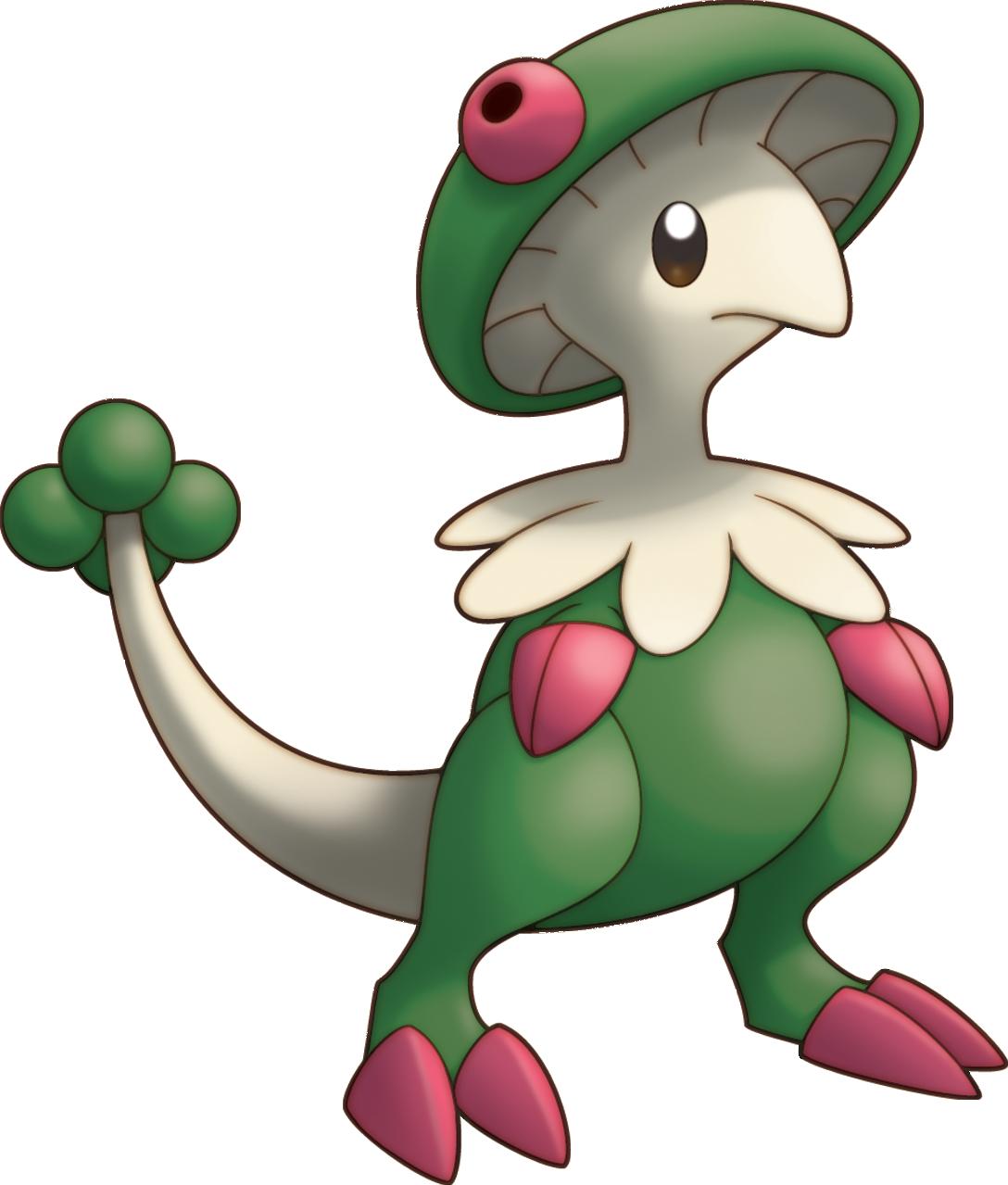 Breloom | Pokemon Pokedex From Hoenn | Pinterest | Pokemon pokedex
