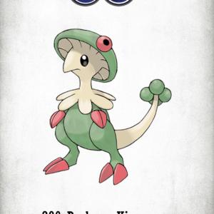 download 286 Character Breloom Kinogassa | Wallpaper
