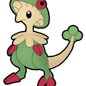download Hidden Land Native Breloom by Leonidas23 on DeviantArt