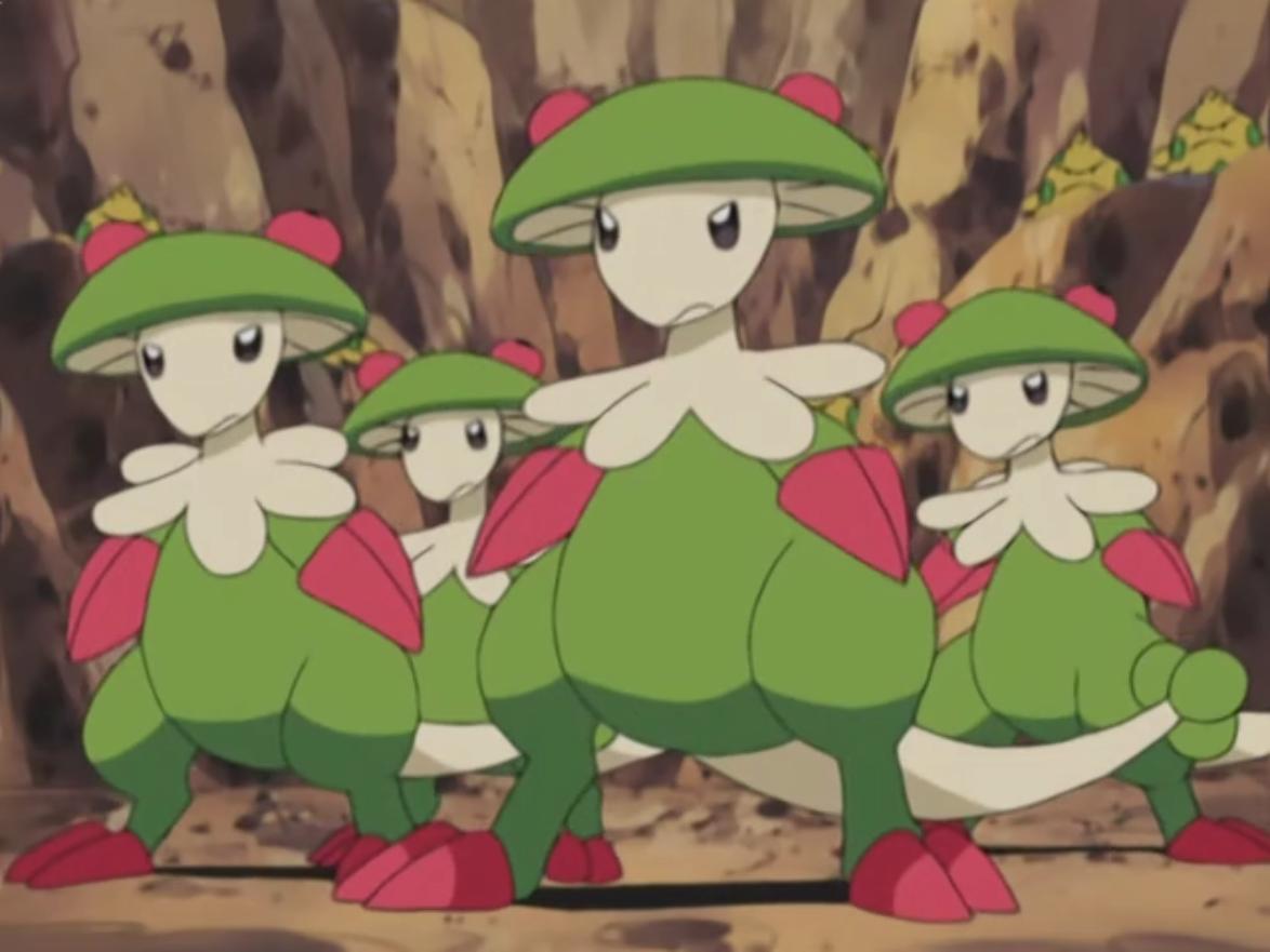 Pokemon GO : Generation 3 Grass-Types Revealed – OtakuKart
