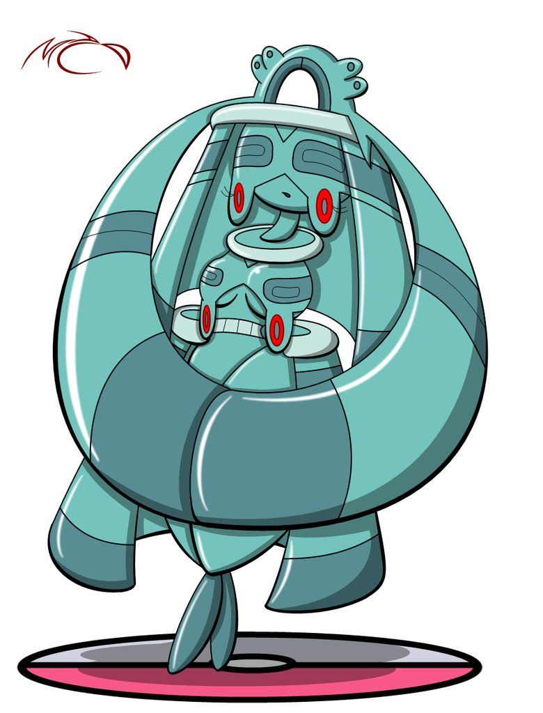 Bronzong by M-A-C-D on DeviantArt