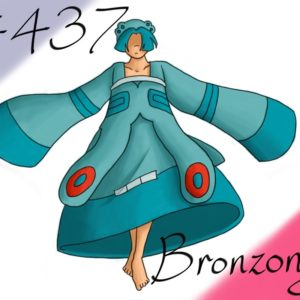 download Pokemon Gijinka Project 437 Bronzong by JinchuurikiHunter on DeviantArt