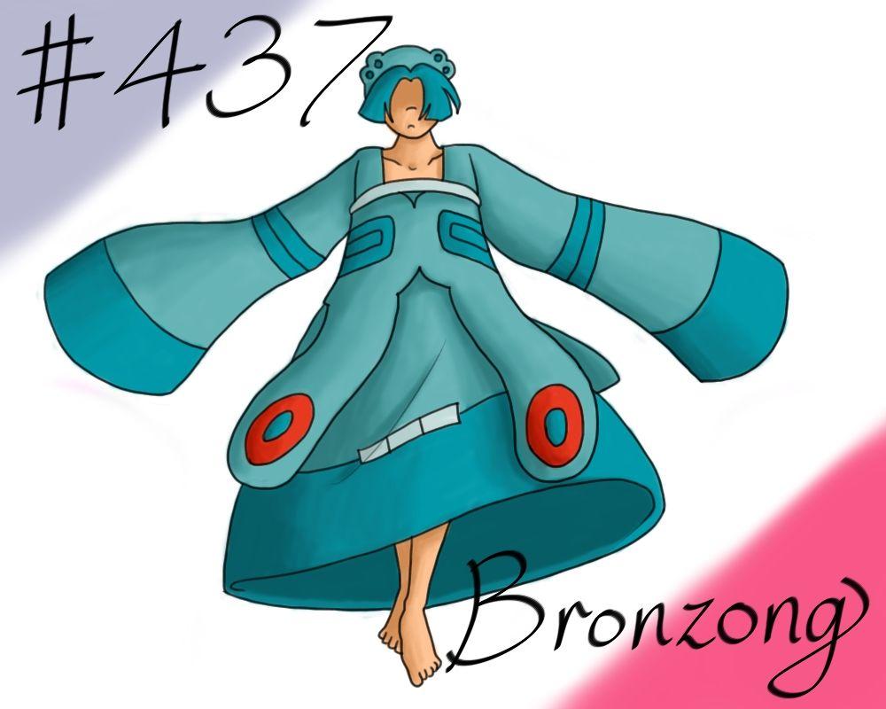 Pokemon Gijinka Project 437 Bronzong by JinchuurikiHunter on DeviantArt