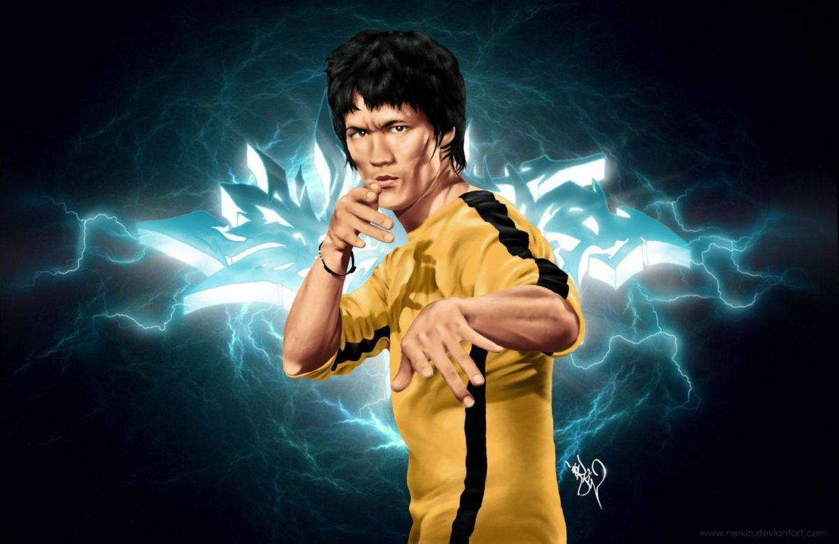 Wallpaper Bruce Lee