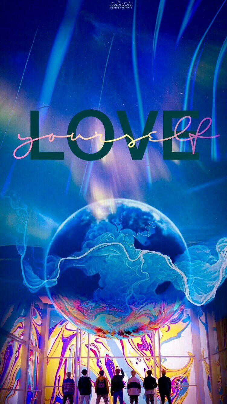 BTS DNA ⛓ LOVE YOURSELF | BTS | Pinterest | BTS, Bts wallpaper and …