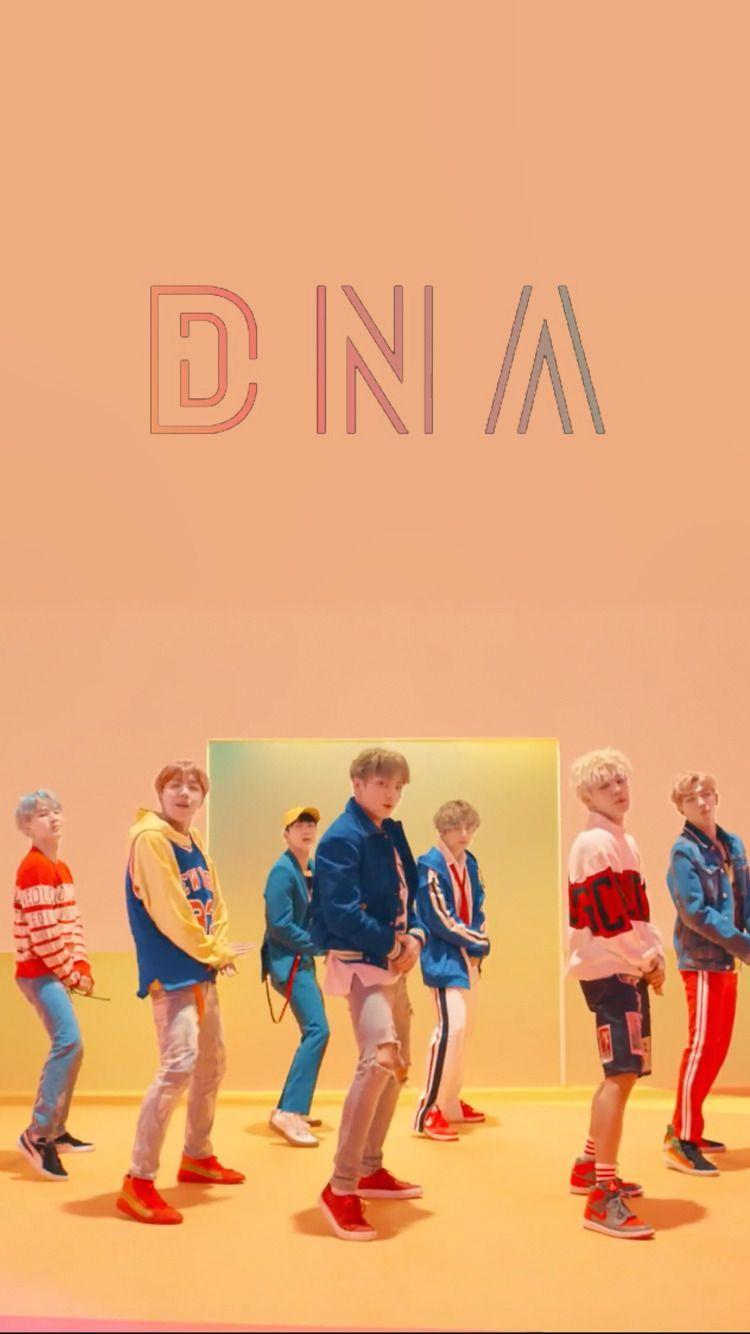 Bts|| DNA wallpaper fondo de pantalla | BTS♡ | Pinterest | BTS …