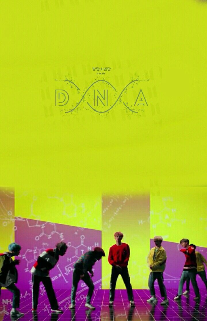 BTS DNA Wallpaper #BTS #DNA #WALLPAPER Bangtan Sonyeondan Wallpaper …