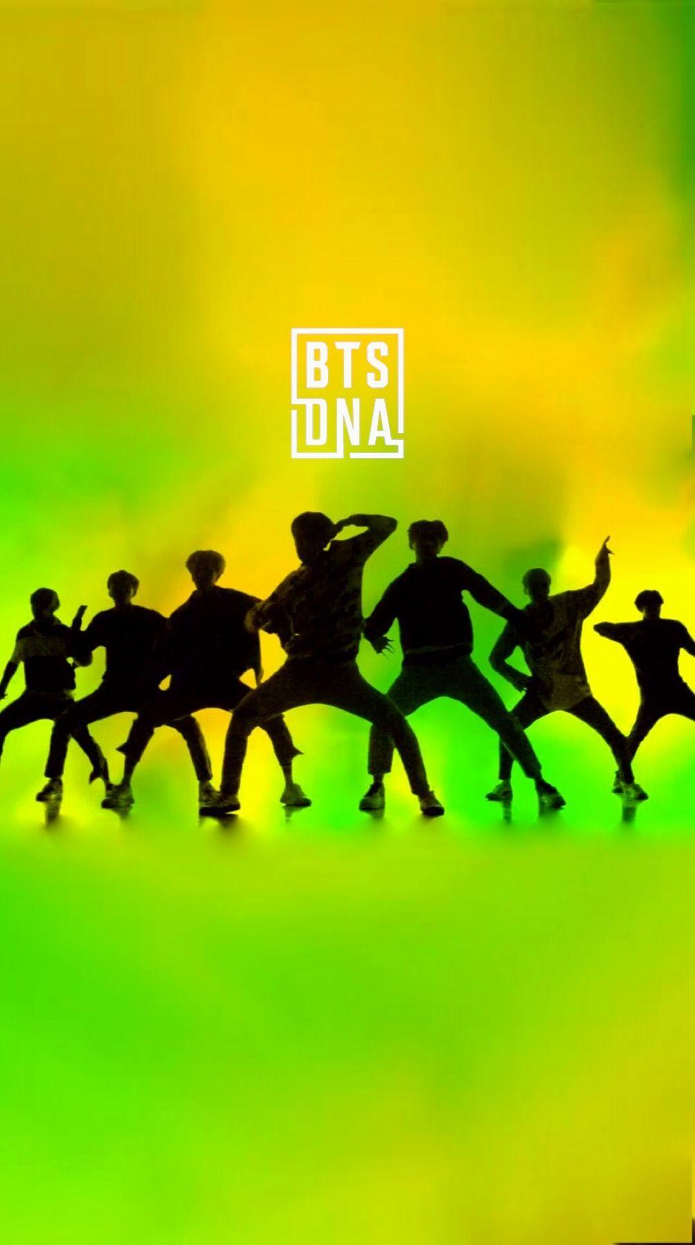BTS DNA WALLPAPER BANGTAN RM JIN SUGA JHOPE JIMIN V JUNGKOOK …