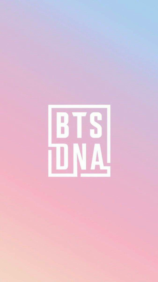 BTS DNA Wallpaper | BTS | Pinterest | Duvar kağıtları
