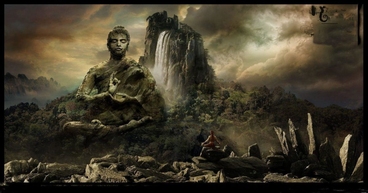 Wallpapers For > Buddha Wallpaper Widescreen
