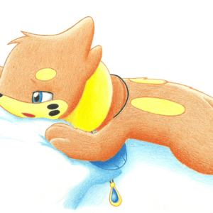 download Tired and Sleepy Buizel by BuizelCream on DeviantArt