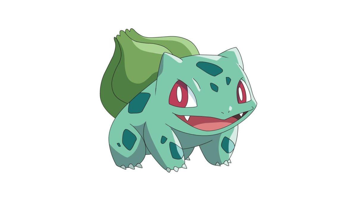 Bulbasaur – Pokemon wallpaper – 461523