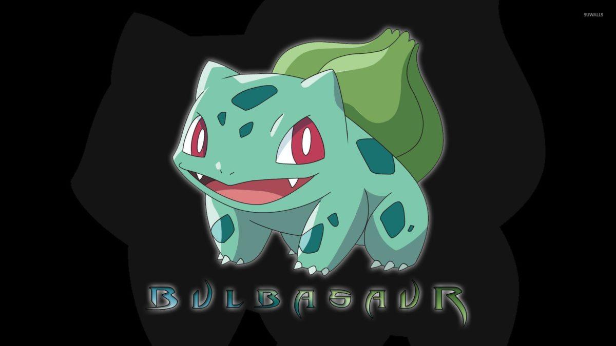 Bulbasaur in Pokemon wallpaper – Game wallpapers – #50496