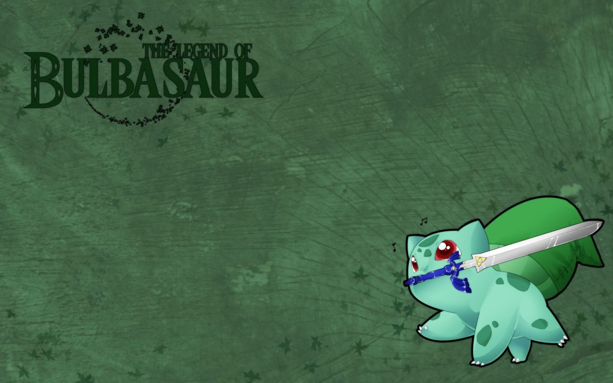 The Legend of Bulbasaur Full HD Wallpaper and Background Image …