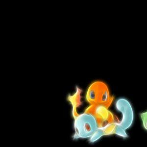 download Pokemon Bulbasaur Squirtle simple background Charmander wallpaper …