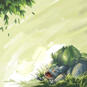 download Bulbasaur – Pokémon – Wallpaper #473247 – Zerochan Anime Image Board
