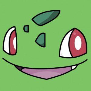 download Pokemon Bulbasaur Simple Cartoon Wallpapers