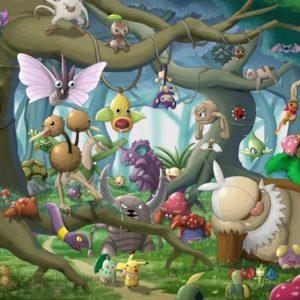 download 21 Chikorita (Pokémon) HD Wallpapers | Background Images – Wallpaper …