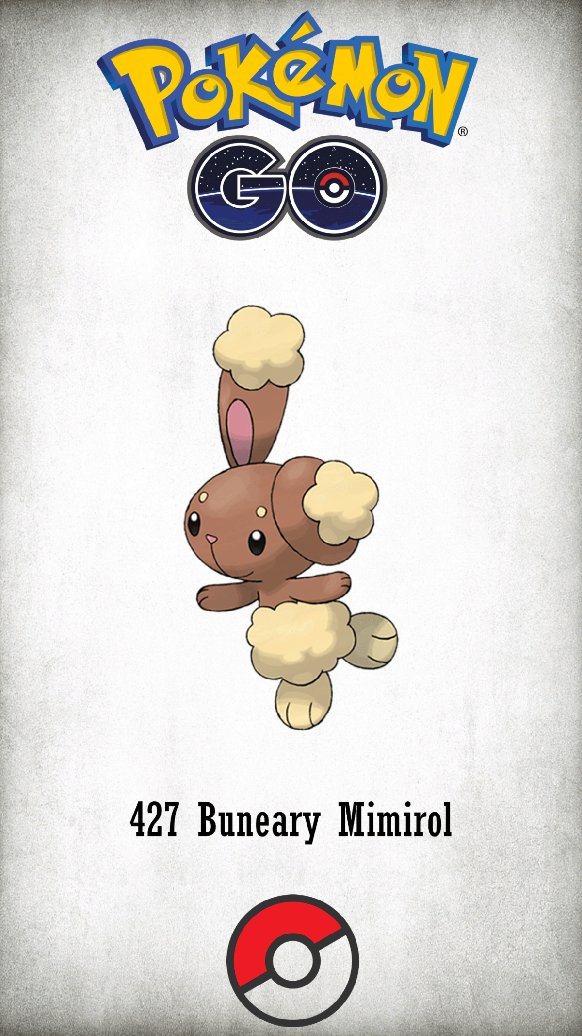 427 Character Buneary Mimirol | Wallpaper