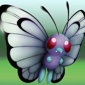 download Pokemon Revamps: Butterfree by Susyspider on DeviantArt