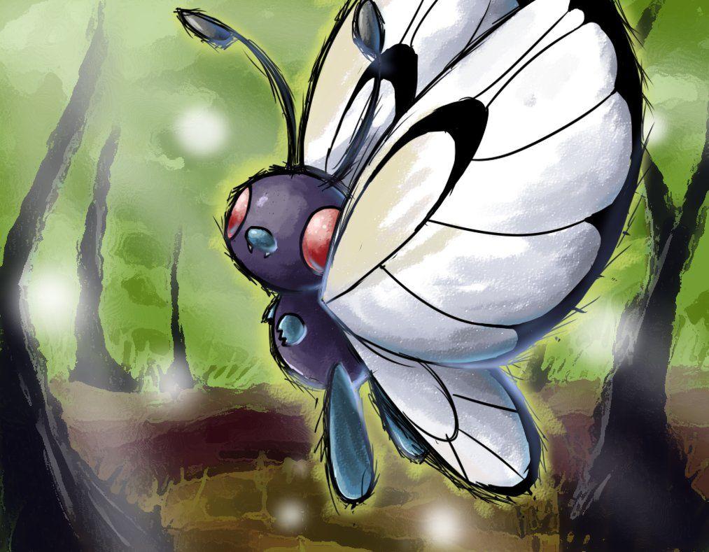 AC – Butterfree by nintendo-jr on DeviantArt