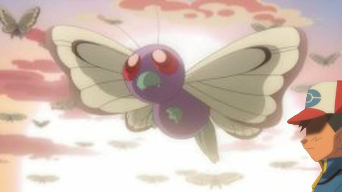 Pokemon Best Wishes 2 Episode Reviews – Ep. 46 *Bye Bye Butterfree …