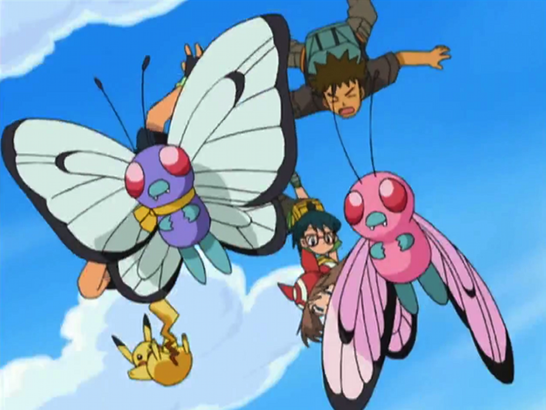 Why Butterfree Is My