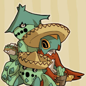 download Cacnea, Cacturne and Hawlucha Vila mexico #2 | My Mexican Pokémon …