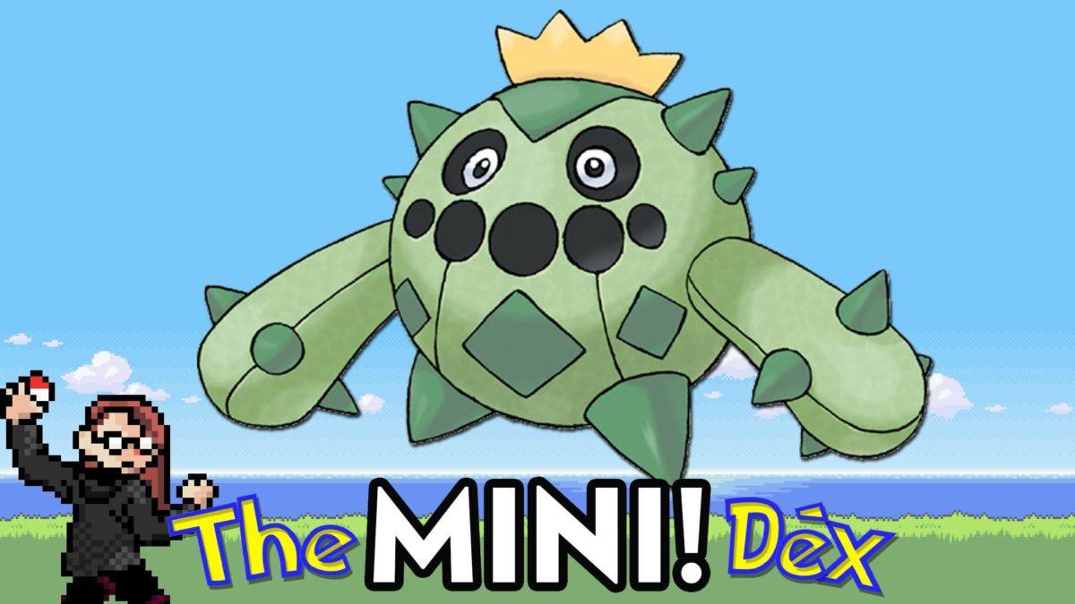 Cacnea! The MiniDex #21! – YouTube