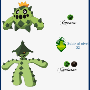 download 156 Cacnea Evoluciones by Maxconnery on DeviantArt