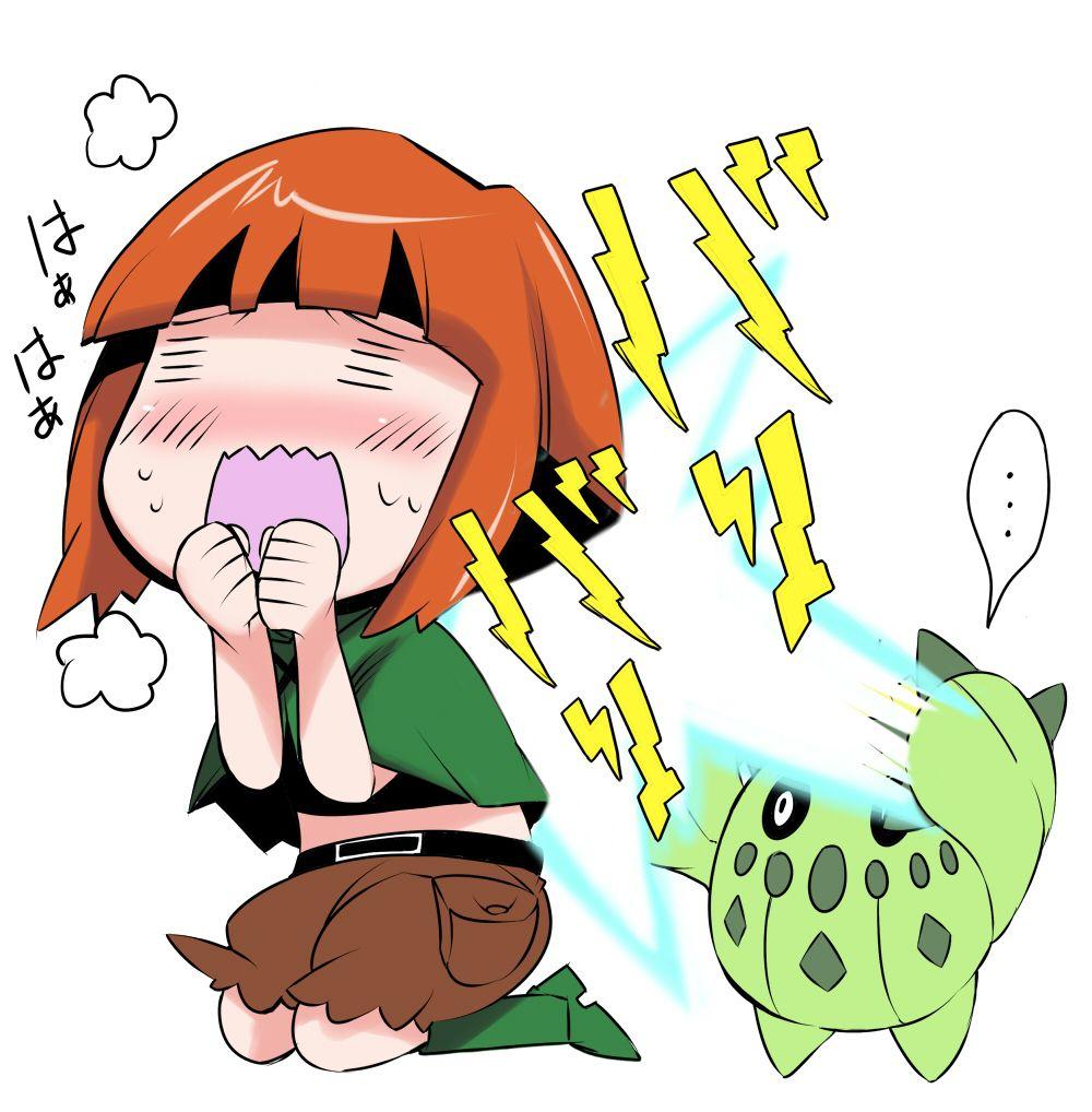 Cacnea – Pokémon – Zerochan Anime Image Board