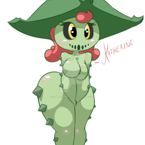 download Katherine the Cacturne by DatBritishMexican on DeviantArt