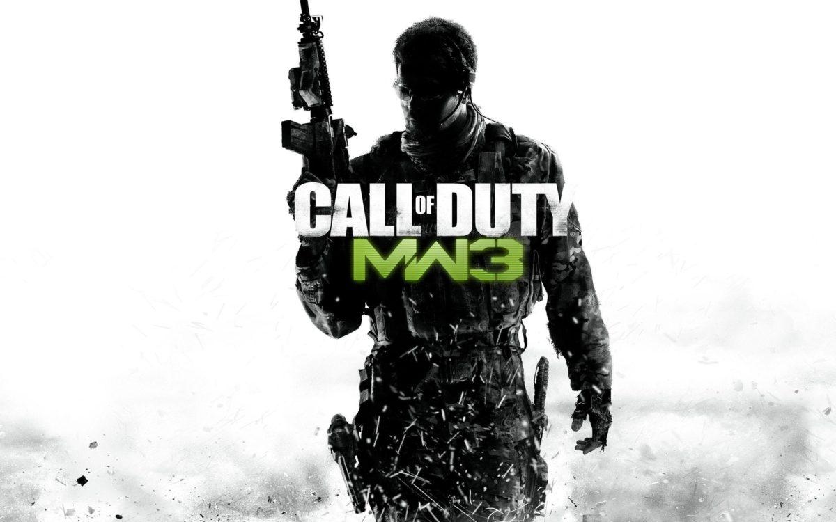 Call Of Duty Modern Warfare 3 Wallpapers | HD Wallpapers