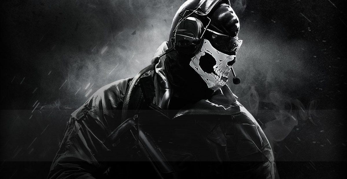 Call Of Duty Modern Warfare 2 Wallpaper Ghost 6328 Hd Wallpapers …