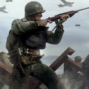 download CALL OF DUTY WWII Wallpapers in Ultra HD | 4K