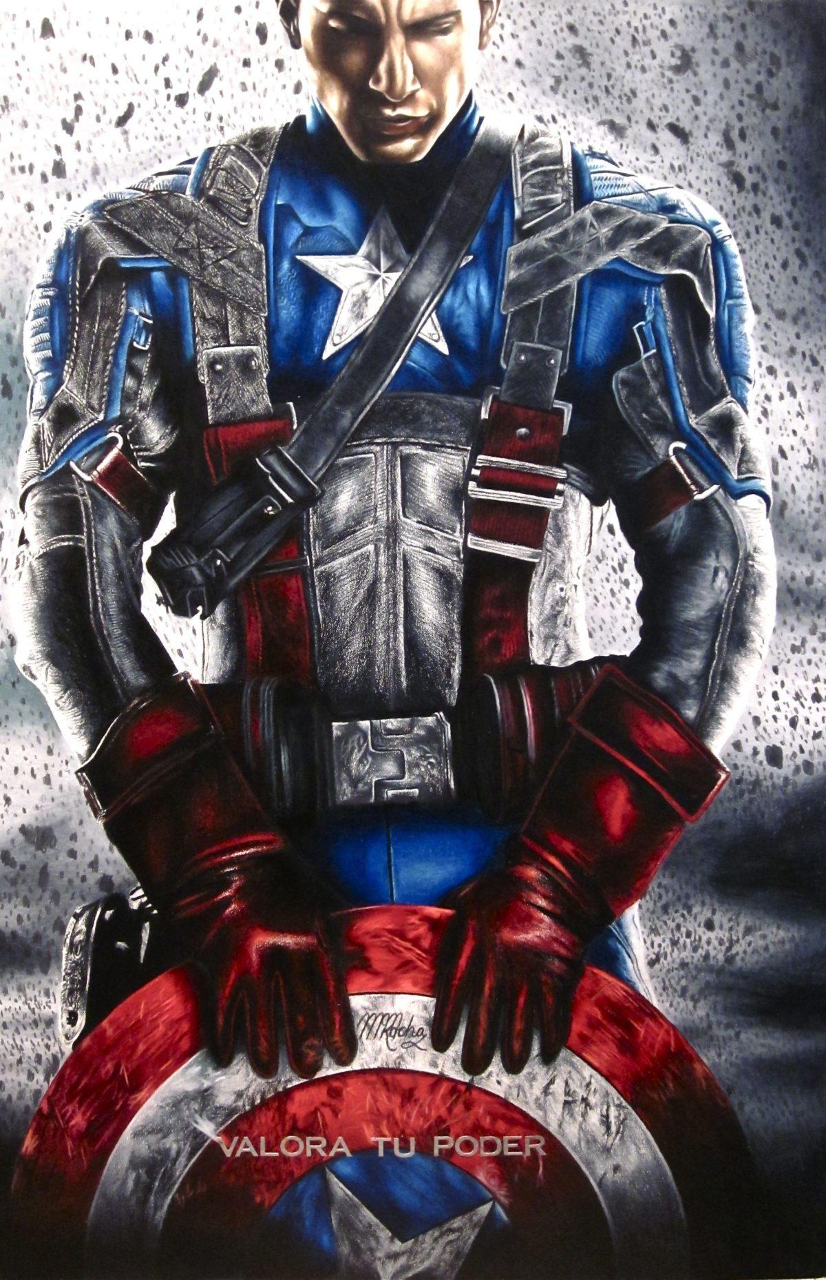 Captain America Shield Hd