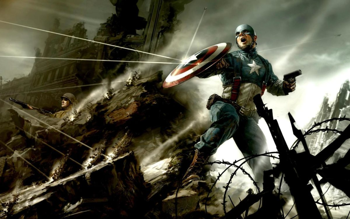 Captain America Wallpapers | Awesome Wallpapers