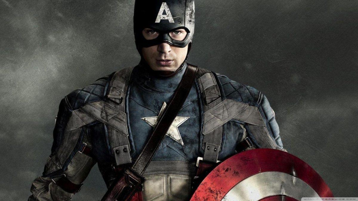 Captain America HD desktop wallpaper : High Definition …