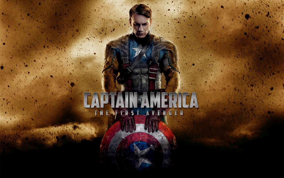 Captain America Wallpapers High Quality | Download Free