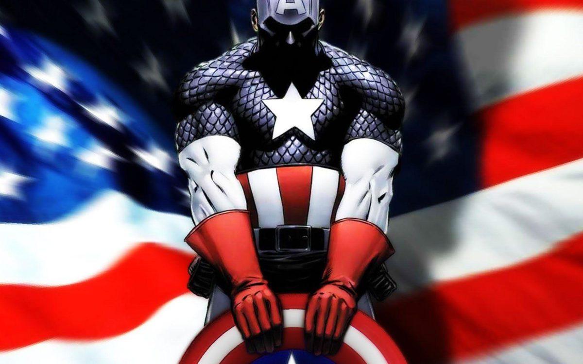Cool Captain America Wallpapers – WallpaperSafari