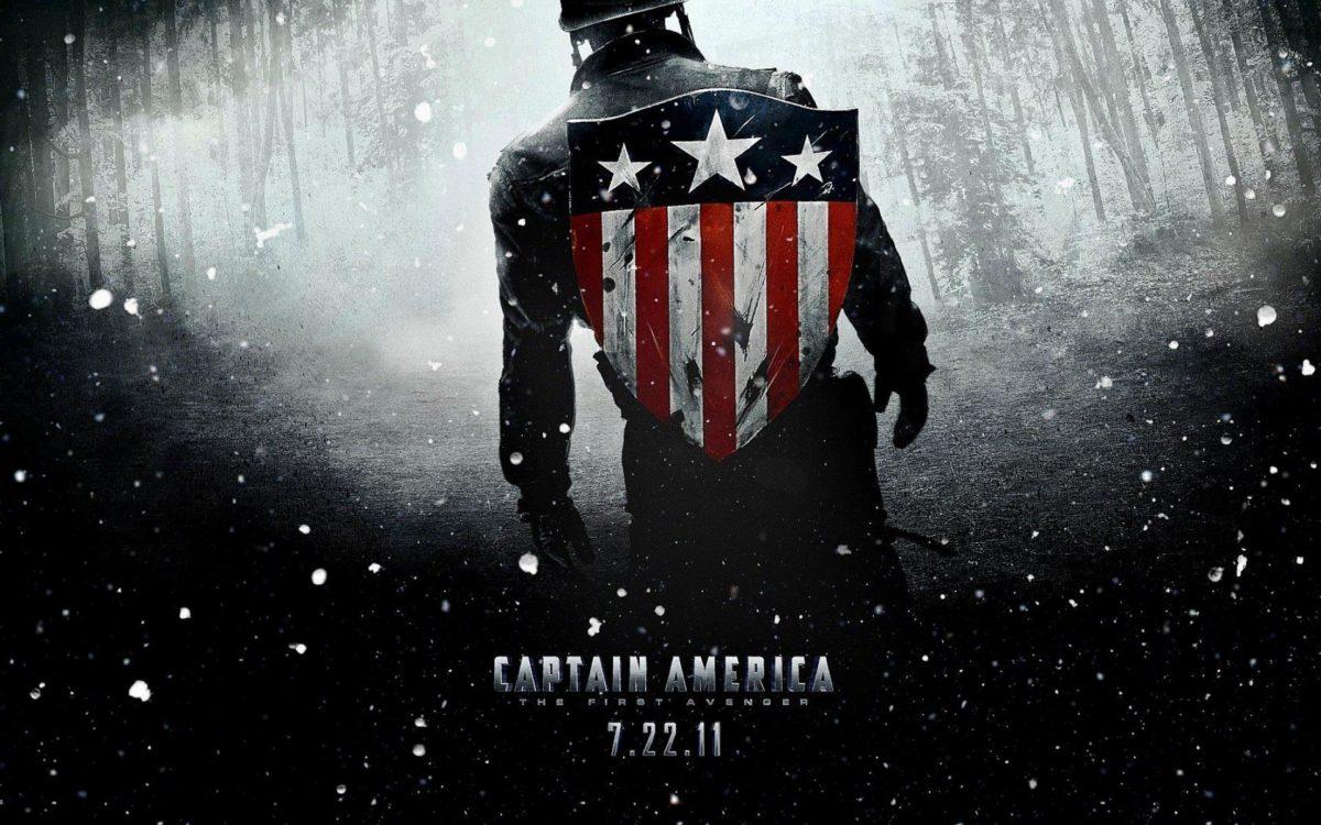 Captain America HD Wallpapers for desktop download