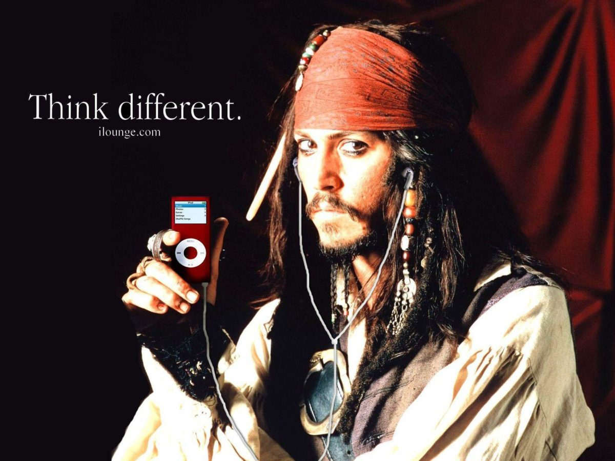 Captain Jack Sparrow – Captain Jack Sparrow Wallpaper (16949849 …