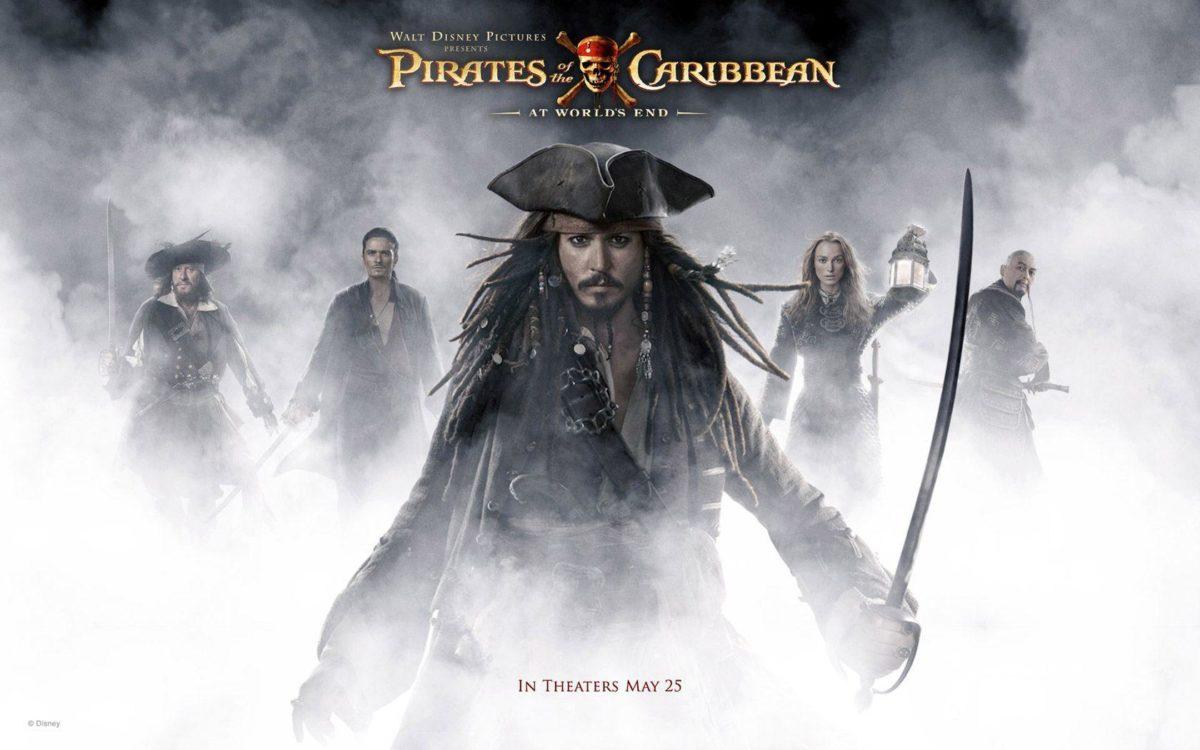 Johnny Depp (Captain Jack Sparrow) wallpaper Wallpapers – HD …