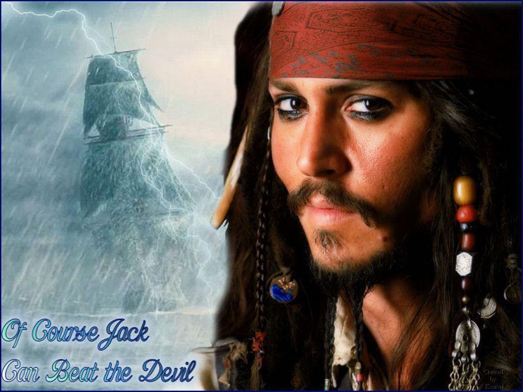 Captain Jack Sparrow – Captain Jack Sparrow Wallpaper (16949782 …
