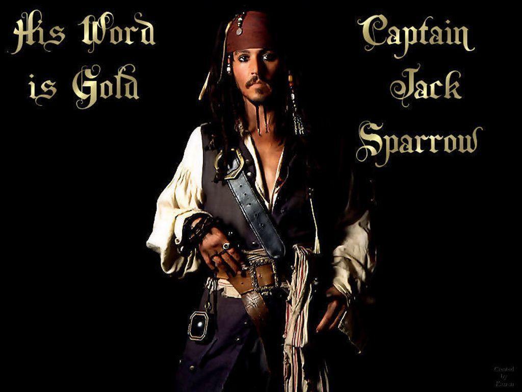 Captain Jack Sparrow – Captain Jack Sparrow Wallpaper (16949893 …